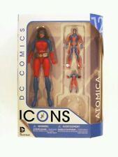 Action figure di eroi dei fumetti originale chiusi DC Direct sul DC Universe