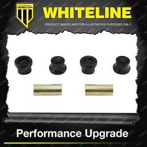 Whiteline Front Control Arm Lower Inner Fr Bush for Suzuki Swift Plus T200 03-11