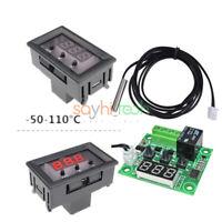 Digital W1209 12V Thermostat Temperature Controller Switch Sensor&Case -50-110°C