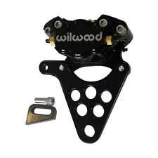 WILWOOD CUSTOM MOTORCYCLE HARLEY REAR BRAKE CALIPER KIT-BLACK