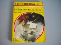 The Seventh Mask - H.Slesar - The Yellow Mondadori N°1277 - 1973