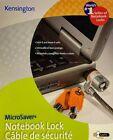 Kensington Keyed Notebook Lock Microsaver New in Box