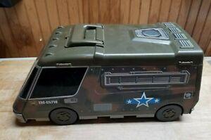 Vintage Micro Machines Military Van Playset