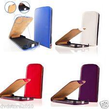 Flip Custodia ELEGANCE Per Nokia Lumia 520 521 RM-917 Slim Case Cover Protezione