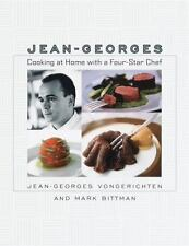 Jean-Georges: Cooking at Home wit Four-Star Chef BRAND NEW Pristine Vongerichten