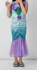 63% OFF DISNEY LITTLE MERMAID ARIEL DRESS COSTUME 5-6 years SRP US$ 24.99