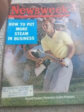 1962 Newsweek Great Arnold Palmer Cover