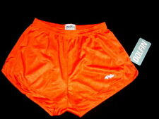XXL Orange Dolfin logo Shorts  Athleisure hooters uniform running soccer