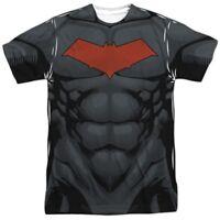 Authentic DC Comics Shazam Movie Bolt Logo Symbol Ladies T-shirt Jr S M L X 2X