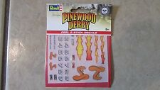 Revell Pinewood Derby Peel & Stick Decals - RMXY9627   (B 26)