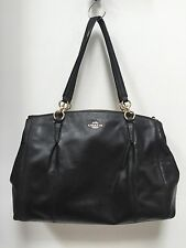 Coach RARE Smooth leather Christie carryall bag #36680