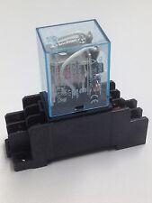 Relay Omron LY2 LY2J  220VAC 220V 240VAC 240V AC - 10A 240VAC 28VDC with Socket