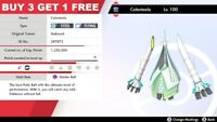 ✨6iv's SHINY Celesteela + FREE Master Ball✨ - Pokemon Shield and Sword