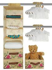 Nursery Closet Storage Organizer 20 Piece Set - Baby Closet Organization.
