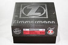 Zimmermann 2 discos de freno traseros; Porsche 911 Targa BJ 69-83 (901 352 041