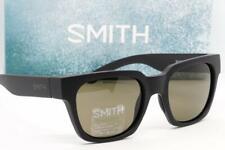 New Smith Comstock Sunglasses Matte Black / Grey-Green Chromapop Polarized lens