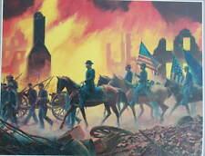 """War is Hell"" Mort Kunstler Civil War print"