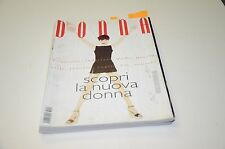 1998 Collezioni Donna Fashion Magazine #1 Issue Yamamoto Ad Ads