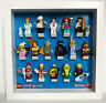 LEGO Minifigures Series 17 Display Frame / Case for LEGO Series 17 Minifigs