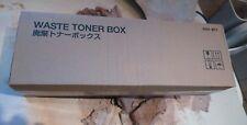 Genuine konica minolta A0AT-WY0 caja de desechos de tóner para C451 C550 C650