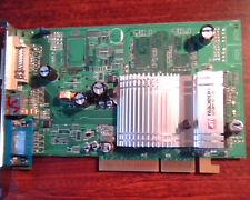 AGP card ATI Radeon 9550SE 128MB V/D/VO 1024-GC20-HD-SA 11032-01 DVI Vid-out VGA