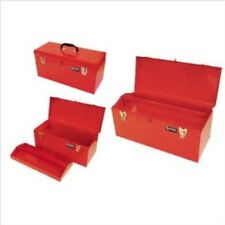 Excel 20 Portable Metal Tool Box Color: Red TB140-RED Tool Box NEW