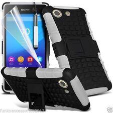 Étuis, housses et coques etuis portefeuilles blanc Sony Xperia M pour téléphone mobile et assistant personnel (PDA)