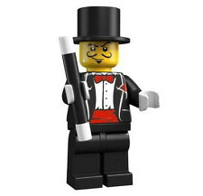 "COLLECTIBLE MINIFIGURE Lego Series 1 ""MAGICIAN""  NEW Genuine Lego 8683"