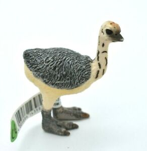 SCHLEICH Bird Figure OSTRICH CHICK Baby RETIRED w/tag