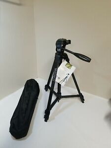 Magnus PV-3310G  Tripod System NEW With leveling Adjustable Case