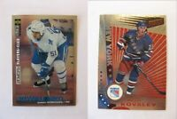 1995-96 Collector's Choice #54 Kovalenko Andrei PLATINUM player's club  nordique
