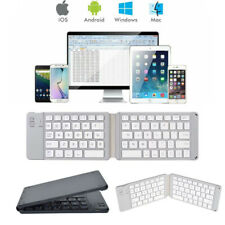 New Wireless Bluetooth Foldable Keyboard Keypad for iOS, Android, Windows