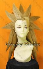 Super Saiyan 3 Goku Custom Made Cosplay Wig_commission710