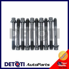Cylinder Head Bolts for 1993-2007 Mitsubishi Dodge 2.0L 2.4L I4 SOHC 4G64 4G63