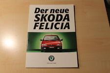 01025) Skoda Felicia Prospekt 11/1994