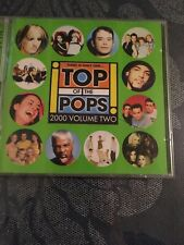 Top Of The Pops 2000 Volume Two cd-various artists