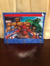 Marvel Heroes Pencil Pouch