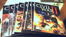 CIVIL WAR II 0 1-8 CHOOSING SIDES 1-6 KINGPIN 1-4 FULL RUNS MARVEL FREE SHIP
