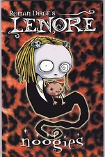 Lenore Noogies Volume 1 Graphic Novel Roman Dirge  2003 SLG Slave Labor Graphics