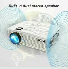 THZY Portable LED 2200 Lumens mini projector LCD 1080P Video Projector