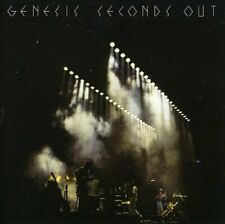 Genesis - Seconds Out (Live) (Remaster)  2CD  NEW/SEALED  SPEEDYPOST