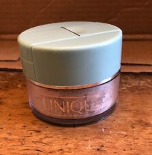 Clinique Blended Face Powder and Brush 35g 1.2oz Makeup 03 Transparency 3