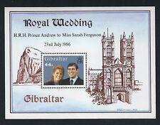 Gibralter - Beautiful Mnh Souvenir Sheet.M17.S 9120