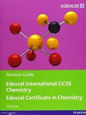 Edexcel IGCSE Chemistry Revision Guide with Student CD (Edexcel Inte... NEW BOOK