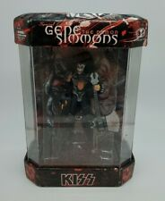1999 McFarlane Toys Kiss Gene Simmons The Demon Special Edition Figure