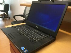 """Dell Latitude E6510 Intel i5 2x3,2GHz 15,6""""FHD 1920x1080 DE-TASTATUR WINDOWS"""