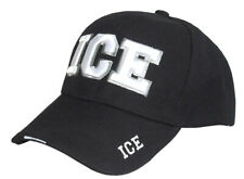 Police ICE Immigration and Custom Enforcement Embroidered Baseball Cap Hat