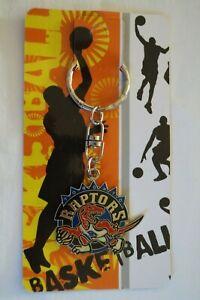 NBA - Basketball - Key Ring - Toronto Raptors