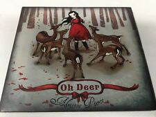 Adrienne Pierce - Oh Deer [CD, Digipak 2010, Insectgirl Records]