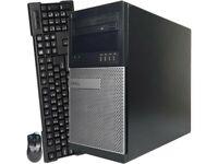 [Core i7 + GTX 1070] GAMING PC Desktop, 16GB RAM, SSD, Win 10, LOADED! Warranty!